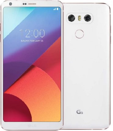 LG Azərbaycanda: Telefon teze kimidir. Bir den bele olsa ne cizigi var ne eziyi. Ancaq