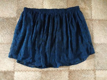 Шифоновая юбочка размер 48-52