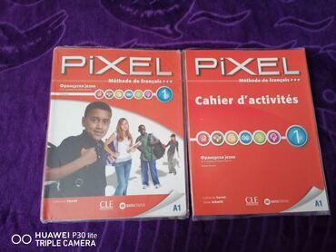Na prodaju komplet knjiga iz francuskog jezika za 5. razred osnovne