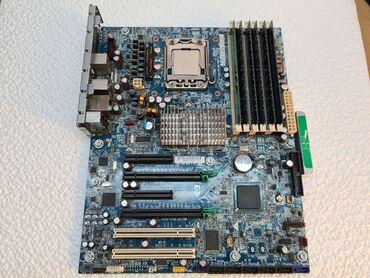 Radno odelo - Srbija: HP Z400 WS+Intel Xeon W3540 2.93GHz+6GB DDR3Ploča je ispravna i