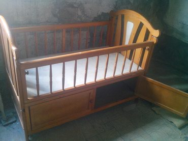 Детская кроватка в Bakı