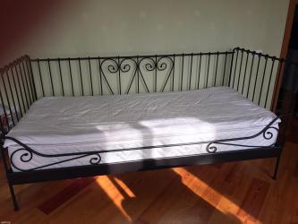 Кровать детская, металлическая. в Бишкек