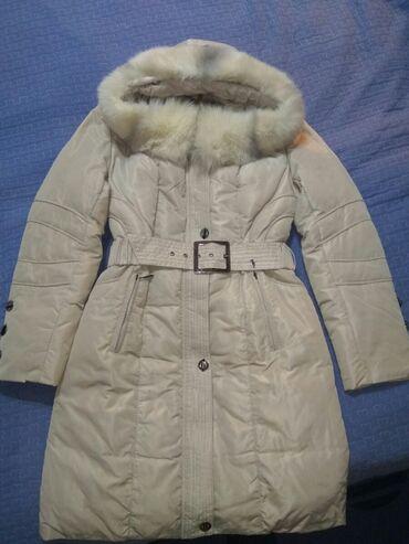 Пальто зимнее, очееень красивое, удлиненная модель размер 48-50 в