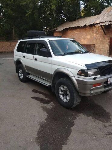 Mitsubishi Challenger 1996