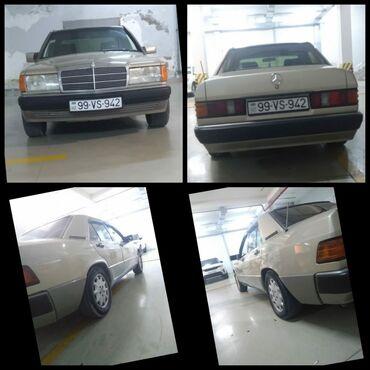 sürət qutusu - Azərbaycan: Mercedes-Benz 190-Series 2 l. 1991 | 359000 km