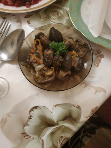 Услуги профессионального повара европейской, национальной кухни. в Бишкек