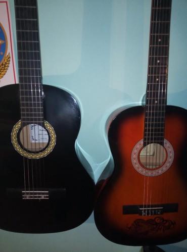 Bakı şəhərində Klassik gitaralar münasib qiymətə əla keyfiyyətli