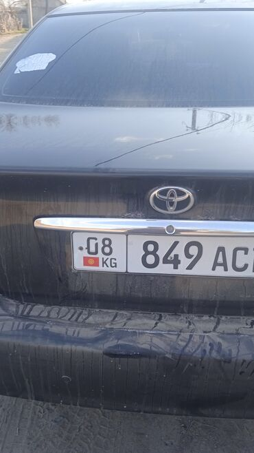 Toyota Camry 2.4 л. 2003