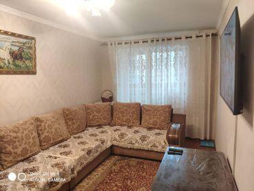 Продажа квартир - Тех паспорт - Бишкек: Индивидуалка, 4 комнаты, 80 кв. м Бронированные двери, Видеонаблюдение, С мебелью