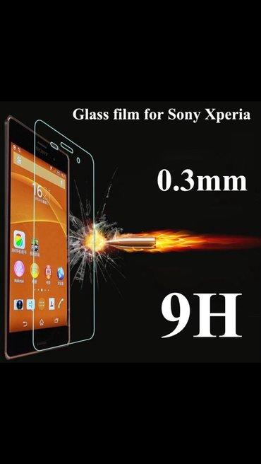 Zaštitno staklo za ekran (Tempered Glass) - Sony Xperia Z1 Compact D55 - Beograd