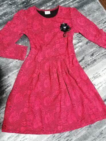 Duga haljina od cipke - Srbija: Prelepa nova haljina za devojčice. Turski proizvodjač Breeze, veličina