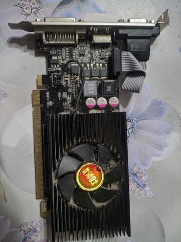 928 объявлений   ЭЛЕКТРОНИКА: Видеокарта GT440Nvidia GeForce GT440, не ремонтировалась, подойдёт для