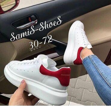 Женская обувь в Каракол: Кроссы размер 39. Состояние новое