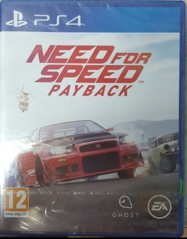 Bakı şəhərində Need for speed pay back