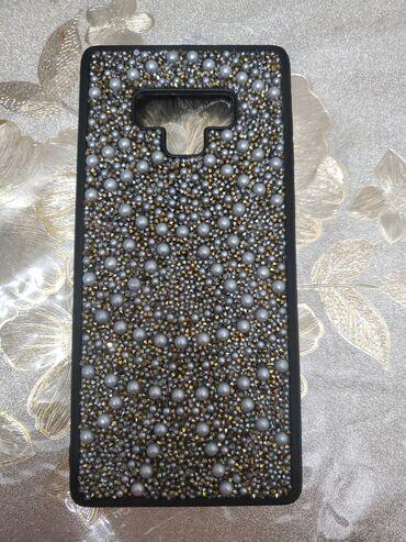 Электроника - Сарай: Samsung Note 9 kabrosu.Tam yenidi alinib isdenmiyib. Qiymeti 20 azn