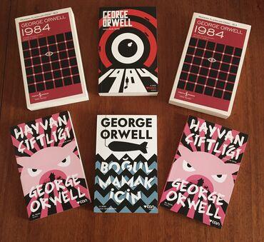 Türkiyeden getirilmiş yeni ve original kitablar satılır. Kitablar ikin