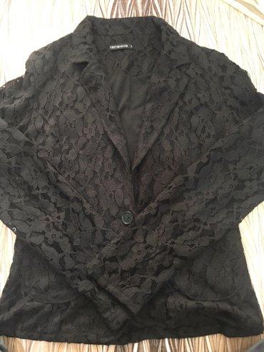 Пиджак гипюровый,очень красивый,одевала один раз👍👍👍👍 в Бишкек