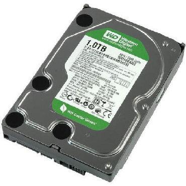 diskler - Azərbaycan: 1 tb WD sert diskiMasaustu komputer ucun 1 tb WD firmasi olan hard