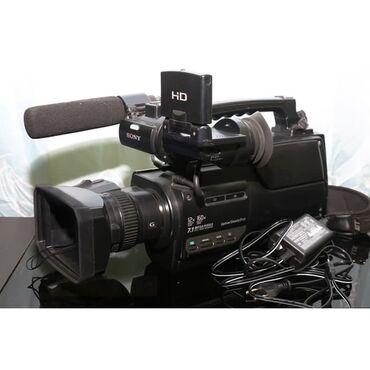 sd диск в Кыргызстан: Sony HXR-MC1500P  видеокамера с 12-кратным увеличением запись видео вы