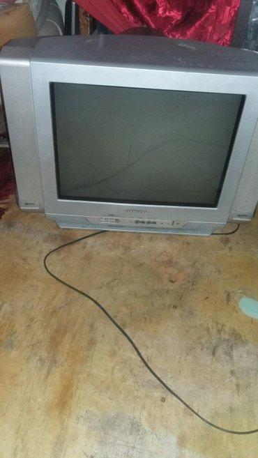 Televizorlar Qobustanda: Televizorlar