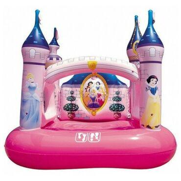 """Батут 157х147х163 см """"Disney Princess"""" (Bestway 91050 BW).Эта надувная"""