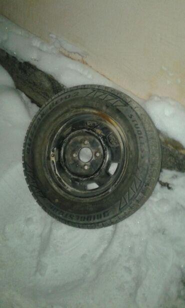 купить шины 175 70 r13 в Кыргызстан: R 13 175/70 диск+камер