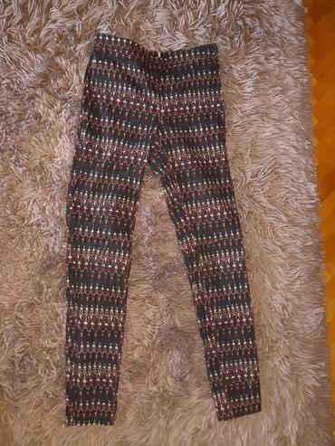 Pantalone awg - Srbija: Pantalone sa visokim strukom sa zakopčavanjem sa strane