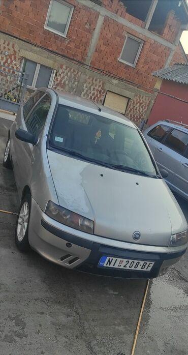 6615 oglasa   VOZILA: Fiat Punto 1.2 l. 2001