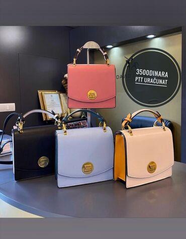Torba - Srbija: Nove david jones torbe, više modela. U cenu uračunat ptt