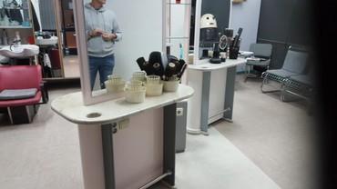 Oprema za frizerski salon - Srbija: Prodajem opremu za frizerski salon
