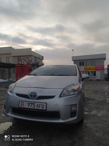 импреза 2011 в Кыргызстан: Toyota Prius 1.8 л. 2011 | 166900 км