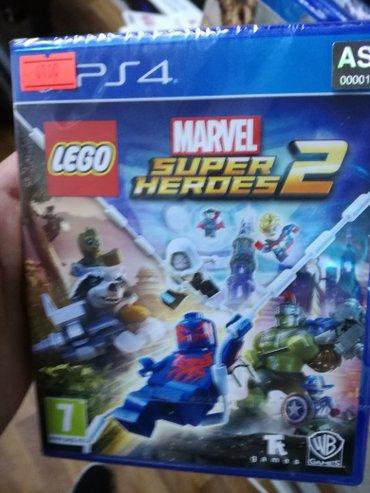 Bakı şəhərində Marvel super heroes 2