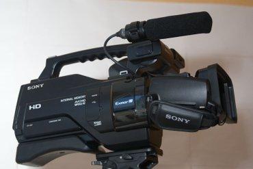 Şəmkir şəhərində Sony hxr mc-1500. Tezekimidi usdunde 2dasi var