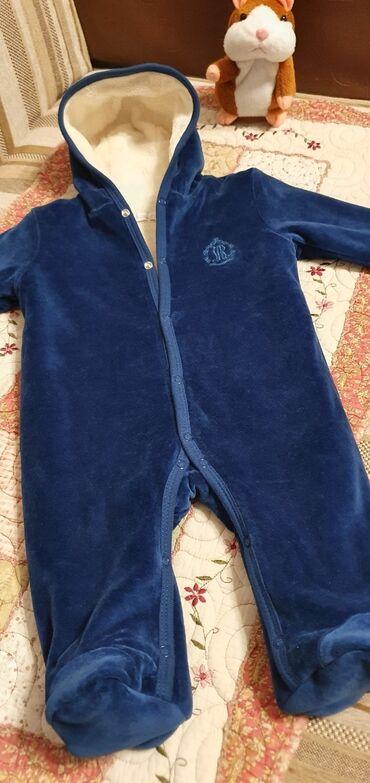 краска для одежды в бишкеке в Кыргызстан: Продаю теплый комбинезон, на осень, весну от фирмы Monna Rosa. Одевали
