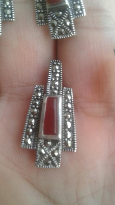 Комплект серебро в Бишкек