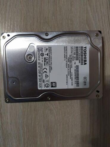 внешний жесткий диск 320 gb в Кыргызстан: Продаётся новый жёсткий диск 500 GB Toshiba