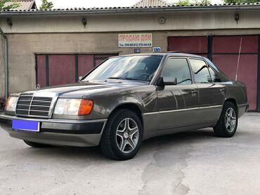 купить мотор мерседес 2 2 дизель в Кыргызстан: Mercedes-Benz W124 2.2 л. 1993