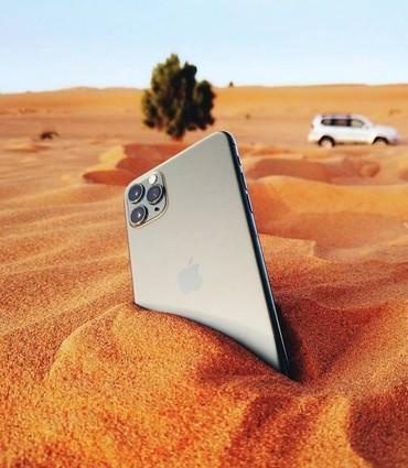 Apple Iphone Xırdalanda: Apple IPhone 11 Pro Max 64GB Zəmanət 12 AY