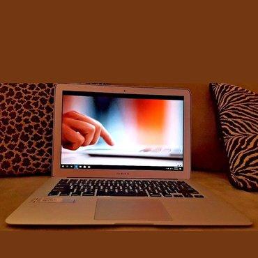 """Bakı şəhərində Apple Macbook Air 2011 13.3"""". İdeal vəziyyətdədir. Pul lazım- şəkil 2"""