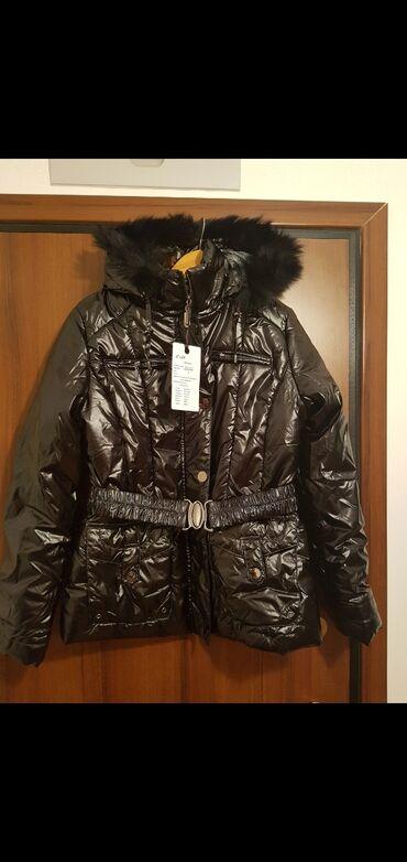 Prodajem novu zimsku zensku jaknu velicine s