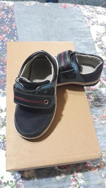 Детская обувь в Кок-Ой: Туфли на мальчика. 22 размер. В идеальном состоянии