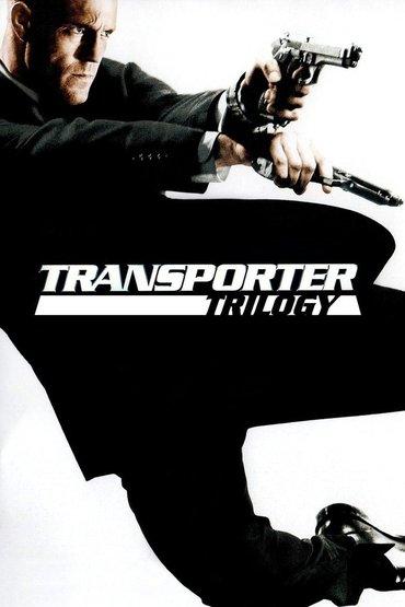 Transporter (prevoznik) paket svih filmova, sa prevodom  cena za - Boljevac