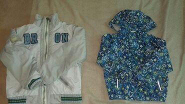 Детские курточки в хорошем состоянии. 2 за 200