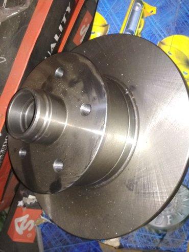 Тормозной диск  передний высокий транспортер Т-2/3 в Кок-Ой
