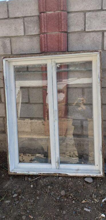 Ремонт и строительство - Беловодское: Продаю окна деревянные хорошие
