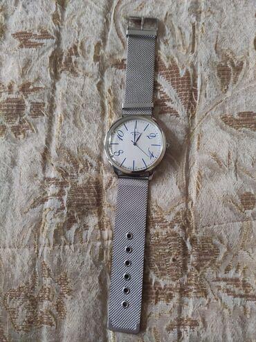- Azərbaycan: Aqua di polo kişi üçün metal qol saatı  Yenidir, istifadə edilməyib
