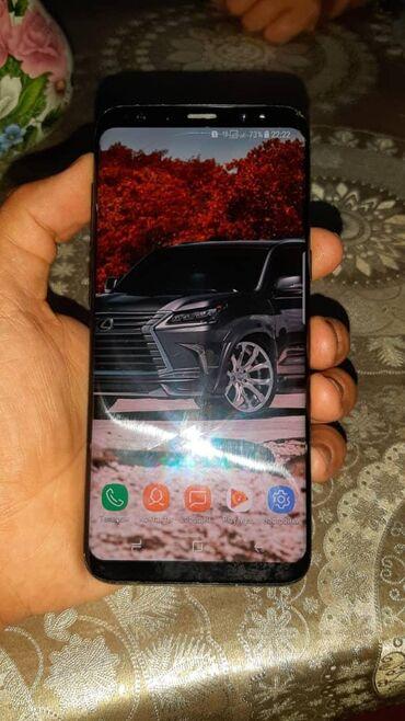 31 10 волга в Ак-Джол: Б/у Samsung Galaxy S8 64 ГБ Черный