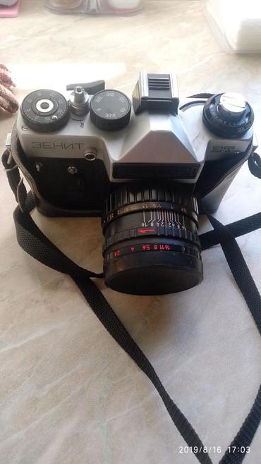 фотоаппарат зенит 11 в Азербайджан: Зенит ЕТ в отличном состоянии