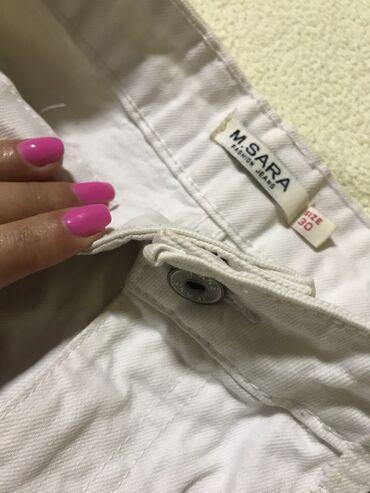Ženska odeća | Vranje: Sorts sa dubljim strukom,nosen jednom