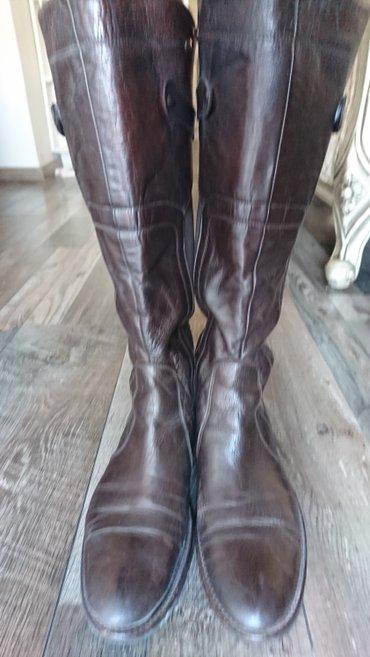 Μπότες 40 size 100 % δέρμα σε Σαλαμίνα - εικόνες 2